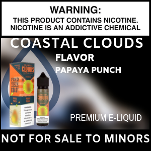 Coastal Clouds Papaya Punch