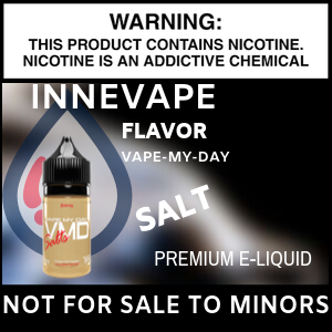 Innevape - Vape-My-Day Salt