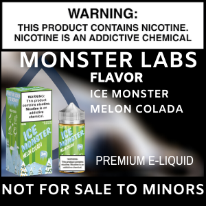 Monster Labs Ice Monster Melon Colada