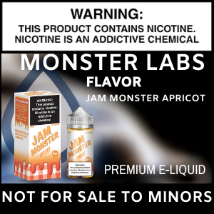 Monster Labs Jam Monster Apricot