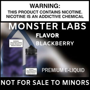 Monster Labs  Blackberry