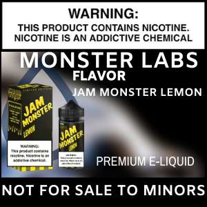Monster Labs Jam Monster Lemon