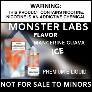 Monster Labs Mangerine Guava Ice