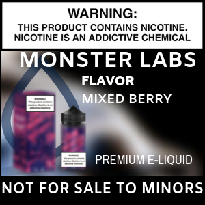 Monster Labs Mixed Berry