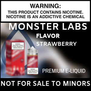 Monster Labs Strawberry