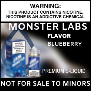 Monster Labs Blueberry