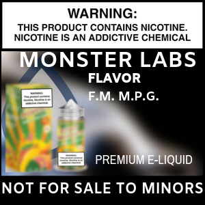 Monster Labs F.M M.P.G.