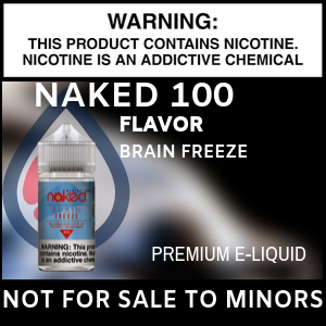 Naked 100 Brain Freeze