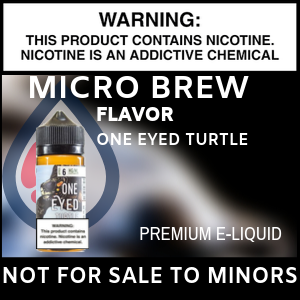 One Eyed Turtle by Micro Brew