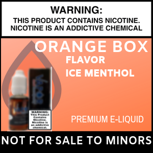 Flavor - Ice Menthol