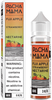 Pacha Mama Fuji Apple Strawberry Nectarine