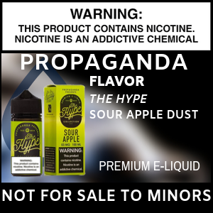 Propaganda The Hype Sour Apple Dust