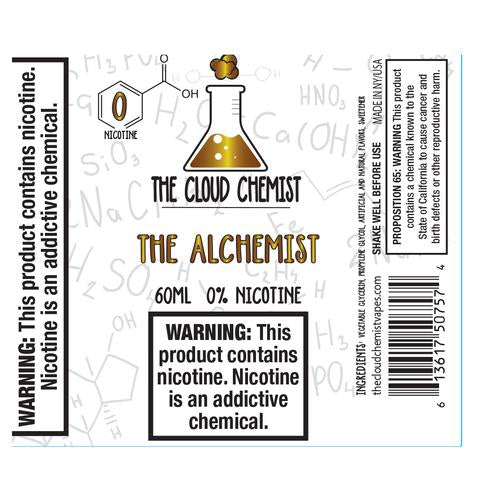 The Cloud Chemist The Alchemist