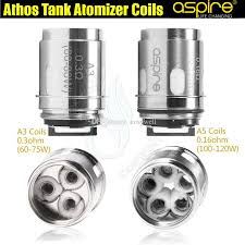 Aspire Athos Coil Single