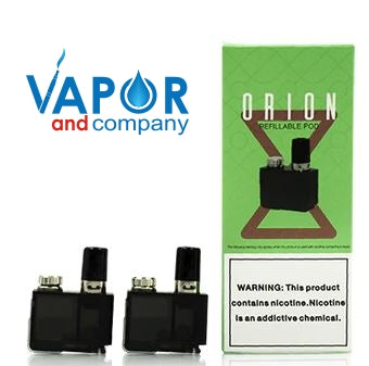 Lost Vape Orion DNA GO Replacement CARTRIDGE(S)