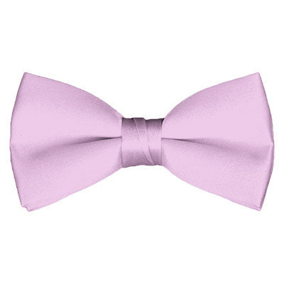 6669ae5392dd Solid Color Bow Tie - Light Pink | High Tide Bow Ties