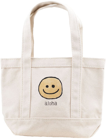 MINI TOTE - SMILE