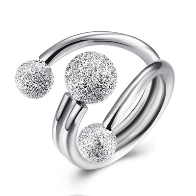 Ball Adjustable Ring - Kooloola Shop