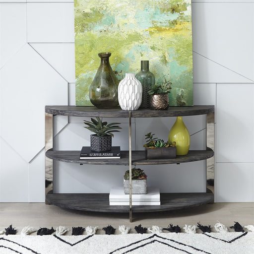Liberty Paxton Sofa Table in Charcoal 801-OT1030 image