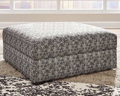Kellway Signature Design by Ashley Ottoman image