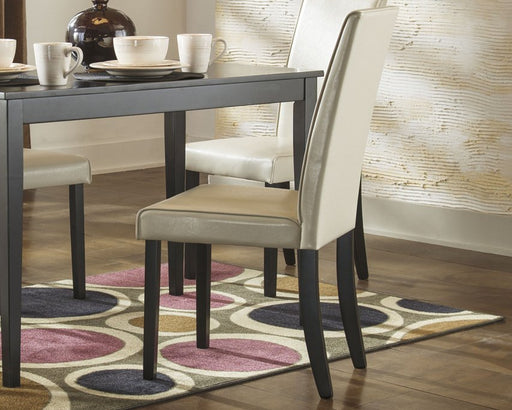 Kimonte Signature Design by Ashley Dining Chair image