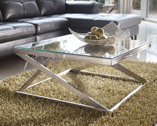 Coylin Signature Design by Ashley Cocktail Table image