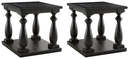 Mallacar Signature Design 2-Piece End Table Set image