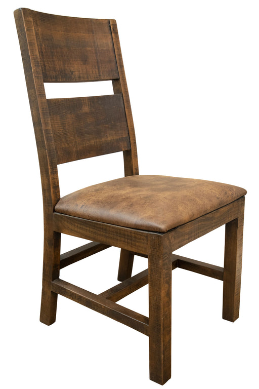 IFD Urban Art Dining Chair in Brown (Set of 2) IFD5201CHR image