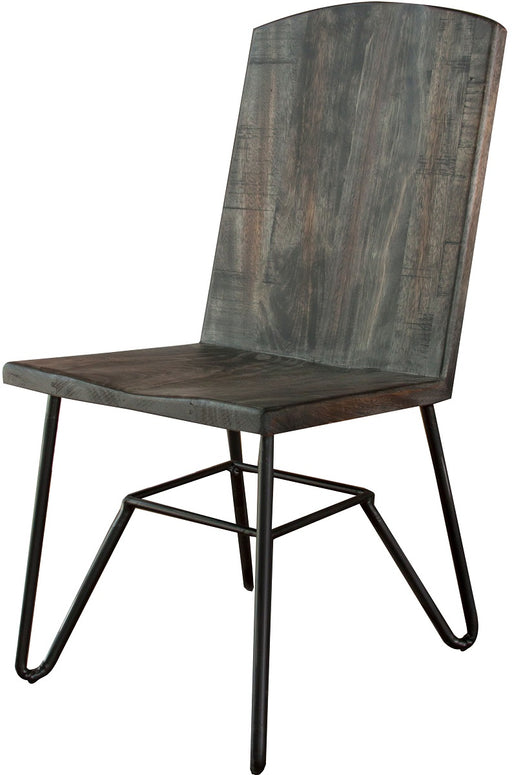IFD Moro Dining Chair in Warm Gray (Set of 2) IFD686CHAIR image