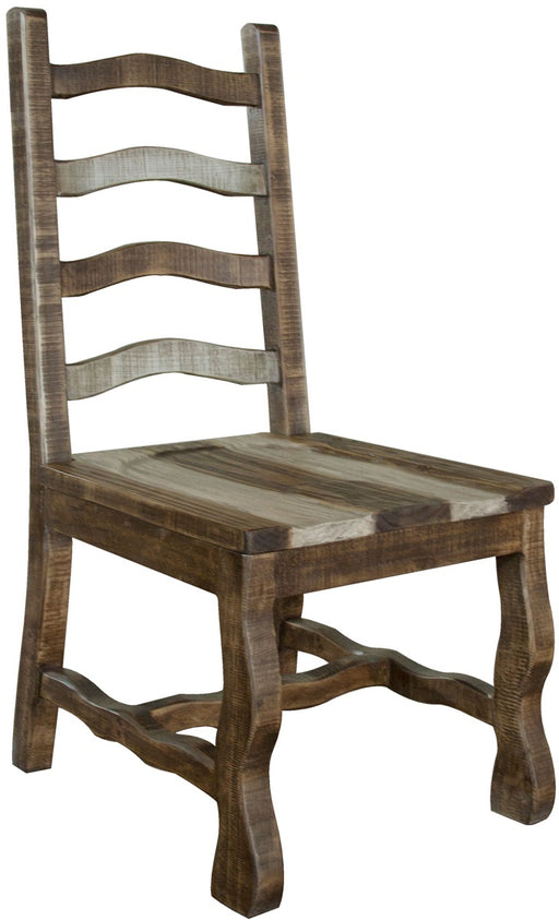 IFD Marquez Dining Chair in Two Tone (Set of 2) IFD436CHAIR image