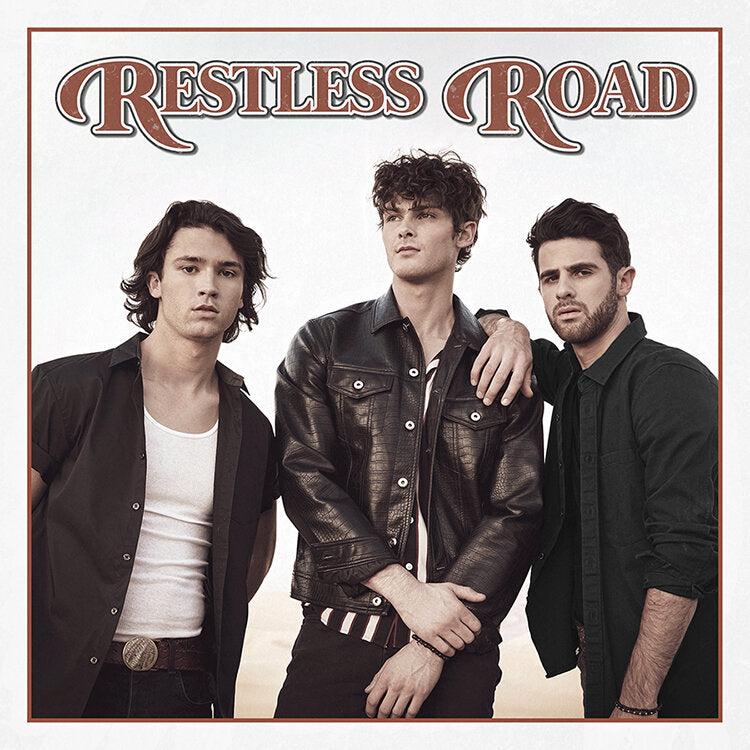 Restless Road - EP (Signed)