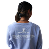 Daydreamer sweatshirt - Lavender Blue