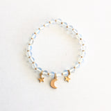 Stay wild, Moonchild Bracelet