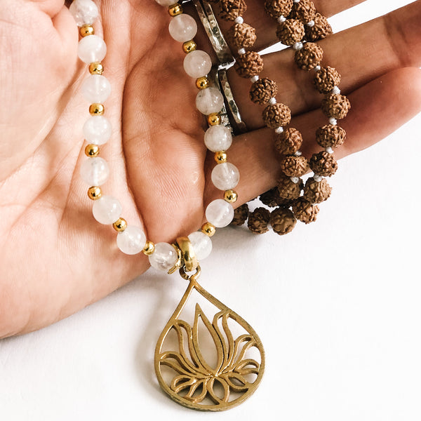Love by the Moon Mala