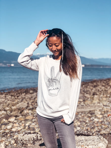 Peace Sweatshirt