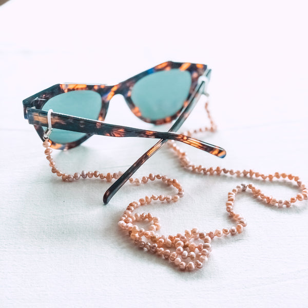 Mother of Pearl Sunglass Chain