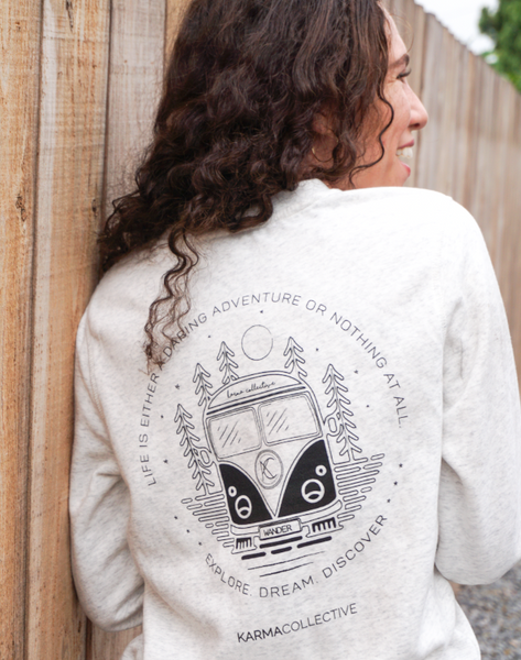 Wanderbus Sweatsweat Oatmeal