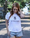 Oh Honey Honey V-back t-shirt