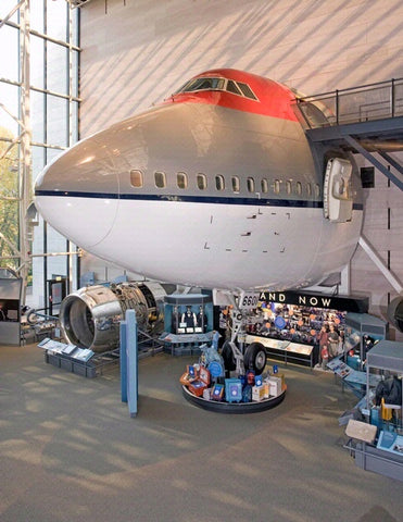 Northwest's N601US's nose/cockpit were saved and now are on display at the Smithsonian National Air and Space Museum in Washington