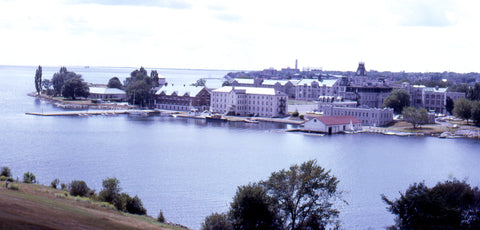 A general view of Kingston that I shot in August
