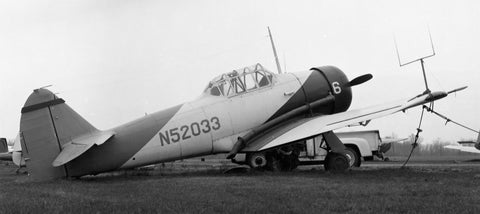 An SNJ-2 at Berz