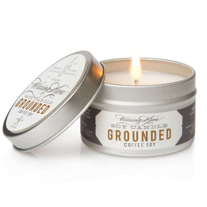 Grounded Soy Tin Candle