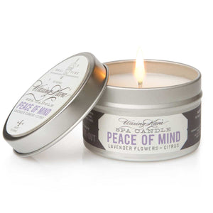 Peace of Mind Spa Candle