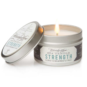Strength Spa Candle