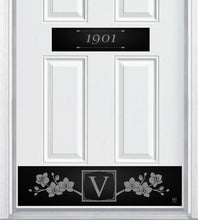 Load image into Gallery viewer, Victorian Engraved Address Accent Plate
