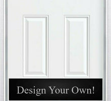 Load image into Gallery viewer, Design Your Own Engraved Door Kick Plate