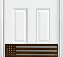 "Load image into Gallery viewer, ""Patriot"" Engraved Door Kick Plate"