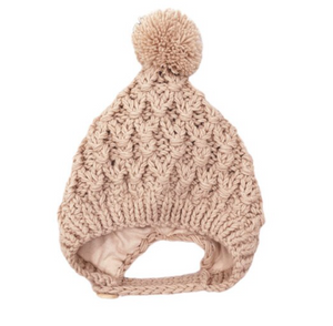Winter Knit Bonnet