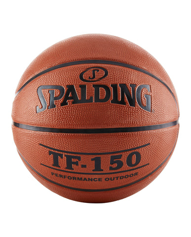 SPALDING TF150 RUBBER BASKETBALL