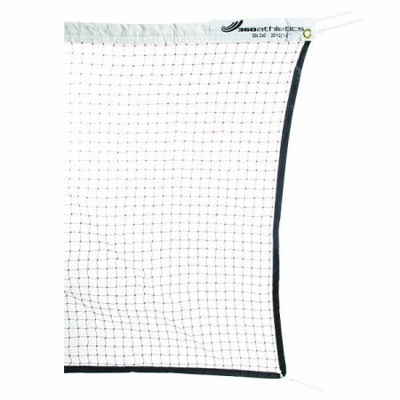 BADMINTON NET INSTITUTIONAL (ROPE)